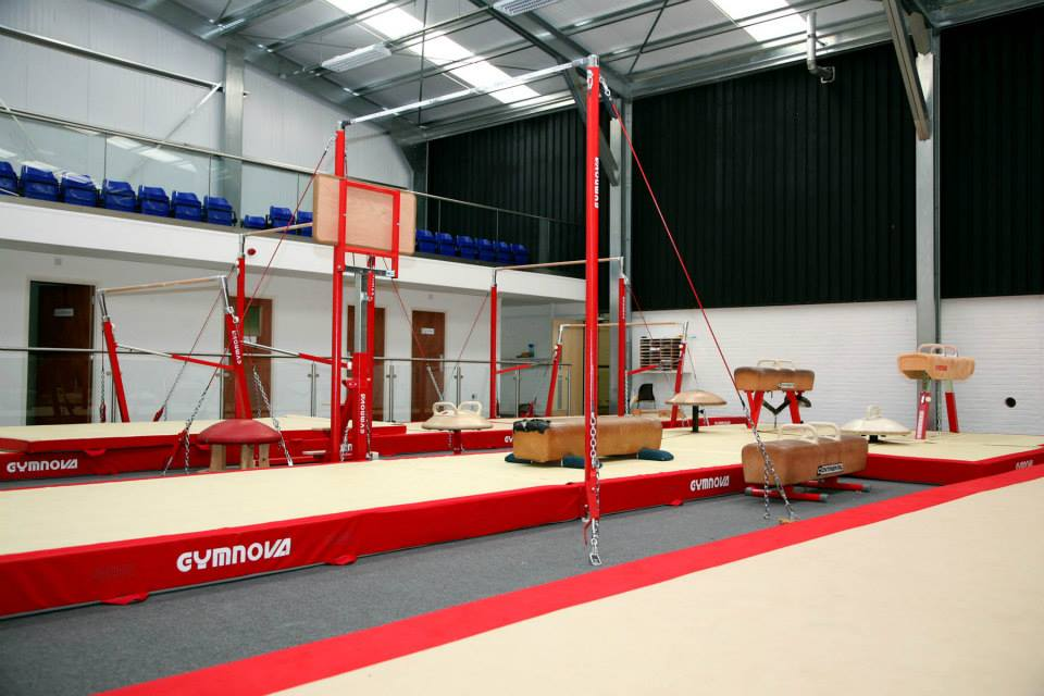 Bury Spectrum Gymnastics Club
