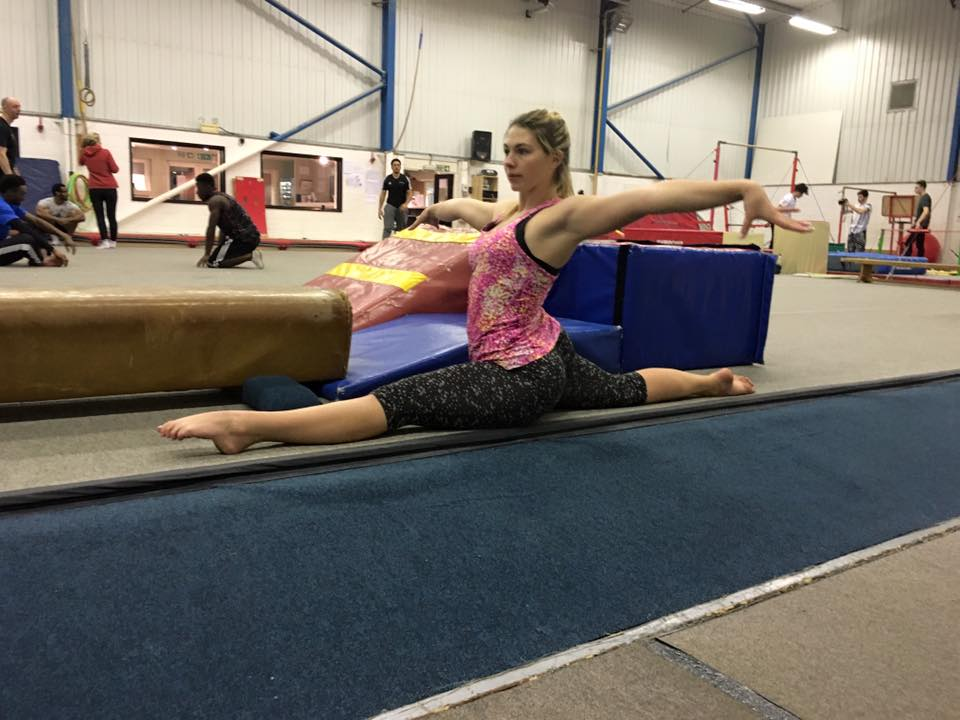 beginning gymnastics for adults